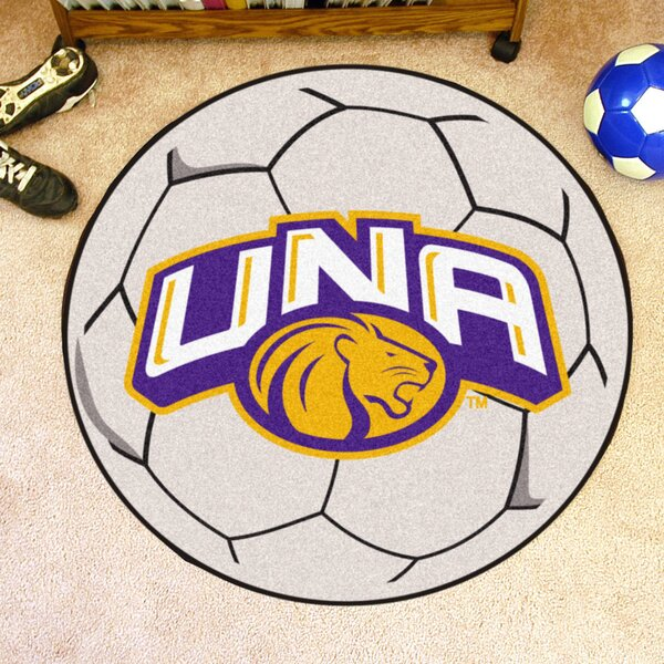 NCAA University of North Alabama Soccer Ball by FANMATS