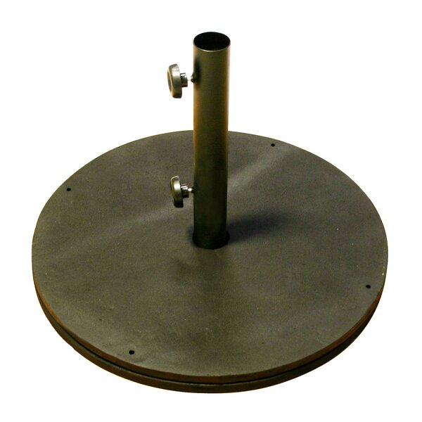 Phat Tommy Cast Iron Free Standing  Umbrella Base by Buyers Choice