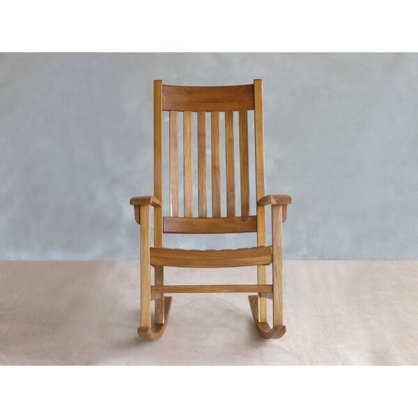 Zelaya Rocking Chair by Masaya & Co Masaya & Co