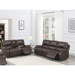 Kathrine 2 Piece Reclining Living Room Set by Red Barrel Studio®