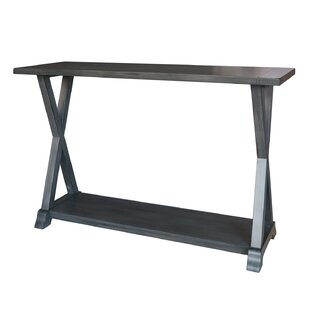 Paramount Wood Console Table