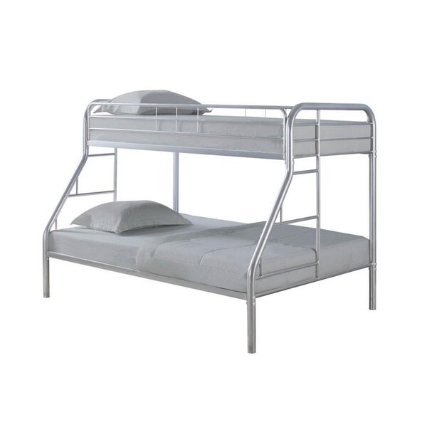 Bertita Twin over Full Bunk Bed by Harriet Bee