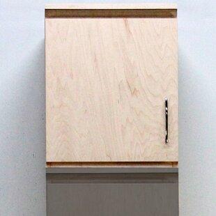 Boykin Left Slim Top Armoire by Ebern Designs