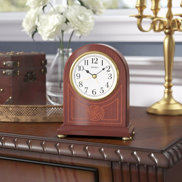 Mantel Clock by Astoria Grand