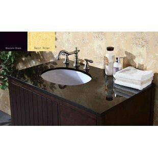 37 Single Bathroom Vanity Top by Legion Furniture