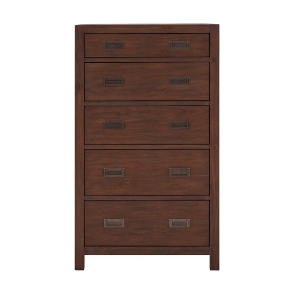 Hammond Tall 5 Drawer Chest By Harbor House