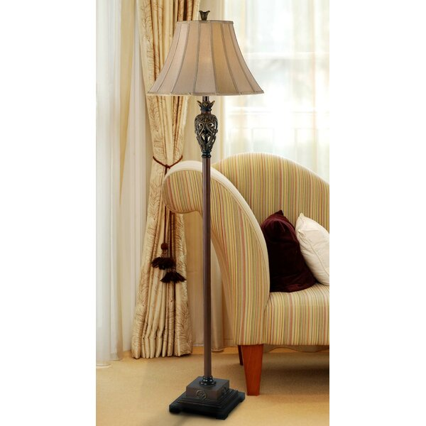 Veda 62 Floor Lamp by Wildon Home ®