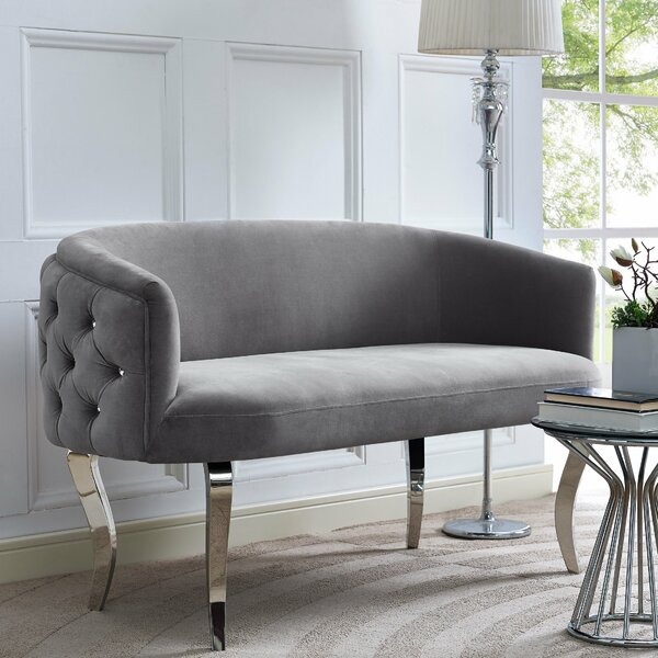 Weekend Choice Kanagy Loveseat by Willa Arlo Interiors by Willa Arlo Interiors
