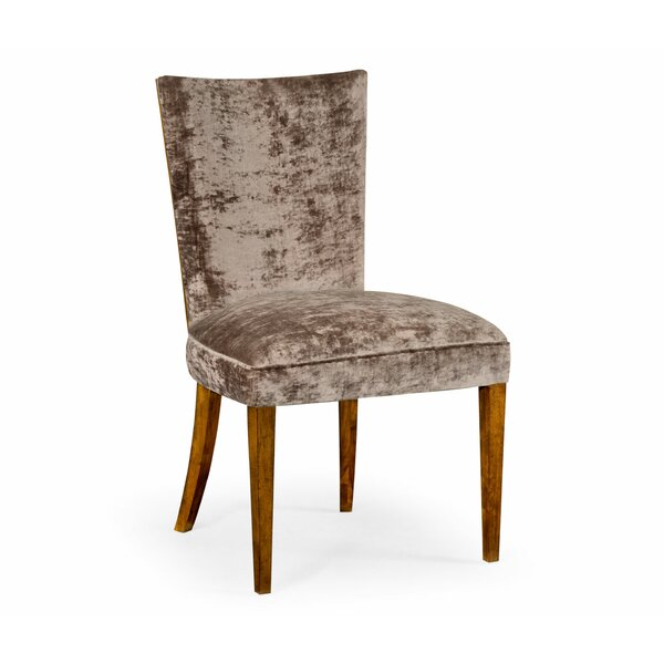 Windsor Upholstered Dining Chair (Set of 2) by Jonathan Charles Fine Furniture