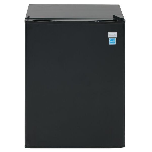 Avanti 2.4 cu. ft. Compact Refrigerator with Freezer by Avanti Products