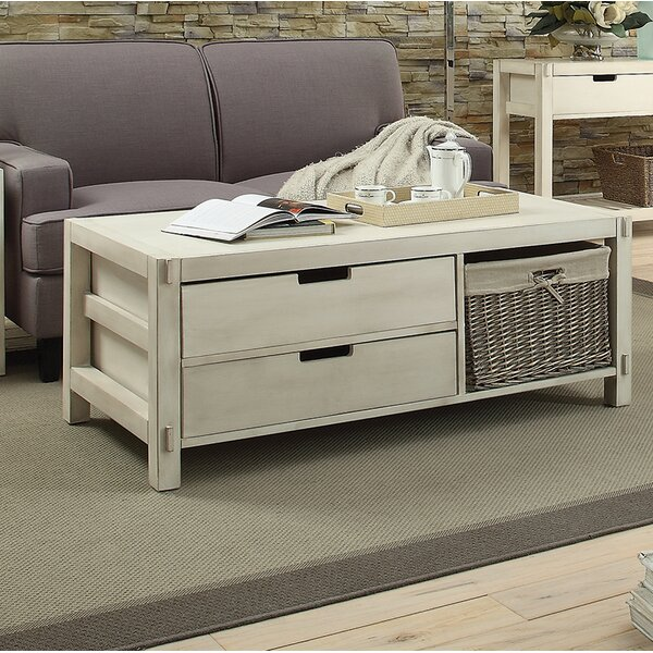 Eastpoint Coffee Table by Rosecliff Heights