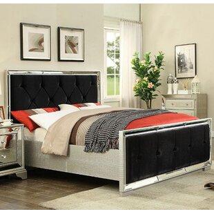 keyword tufted mirrored platform alasdair bed wayfair upholstered