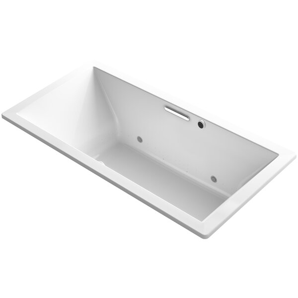 Underscore 72 x 36 Air Bathtub by Kohler