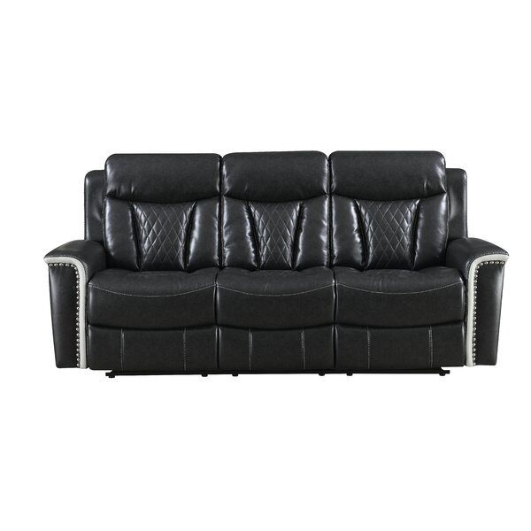 Kidsgrove Reclining Sofa By Red Barrel Studio