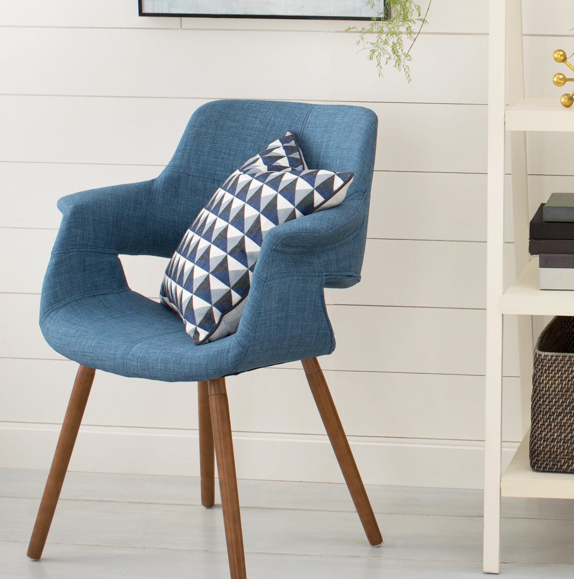 Langley Street Frederick Arm Chair U0026 Reviews   Wayfair