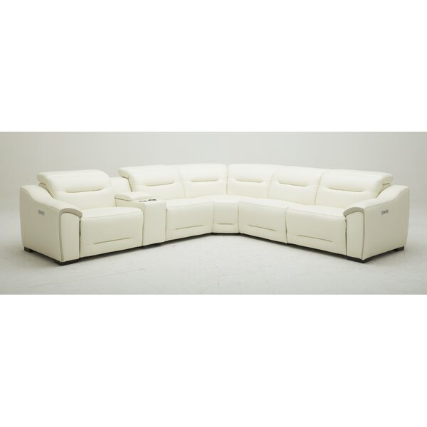 Grand Symmetrical Finale Reclining Sectional By Southern Motion