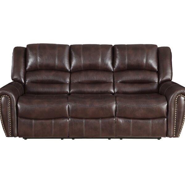 Pei Reclining Sofa by Red Barrel Studio