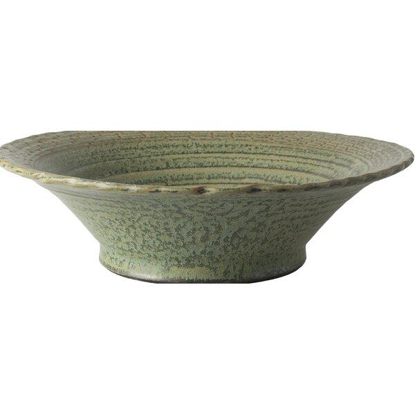 Millbrook Ceramic Decorative Bowl by Three Posts