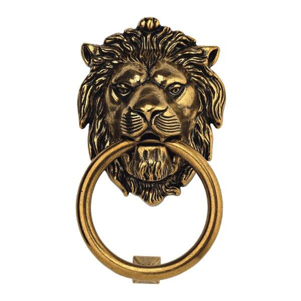 Attrayant Bosetti Marella Lion Door Knocker U0026 Reviews | Wayfair