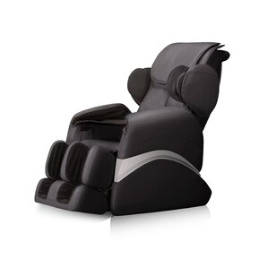 Faux Leather Zero Gravity Massage Chair with..