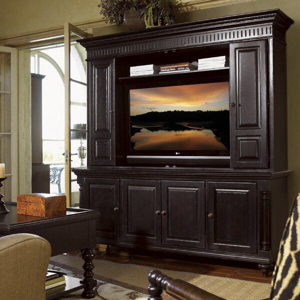 Kingstown Entertainment Center by Tommy Bahama Home