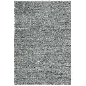 Annalie Hand-Woven Gray Area Rug