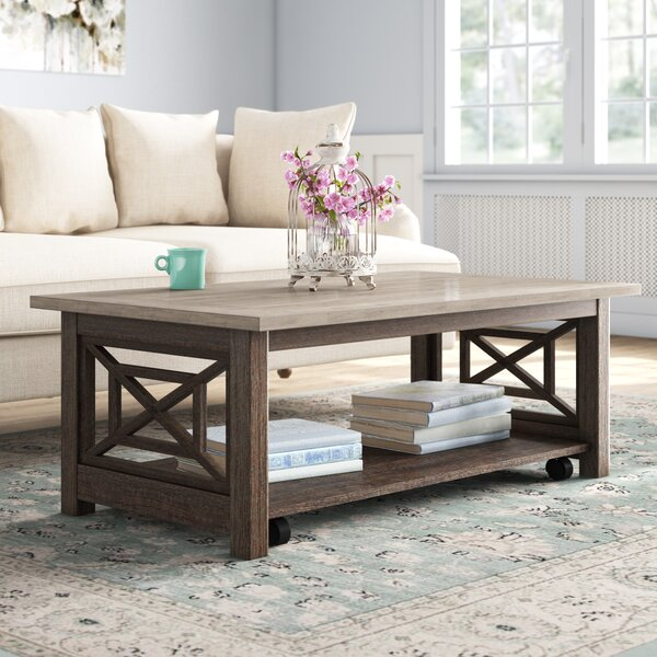 Upton Cheyney Coffee Table By Darby Home Co