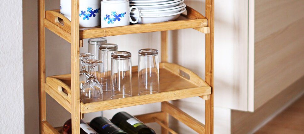 Kitchen Storage & Organisation | Wayfair.Co.Uk
