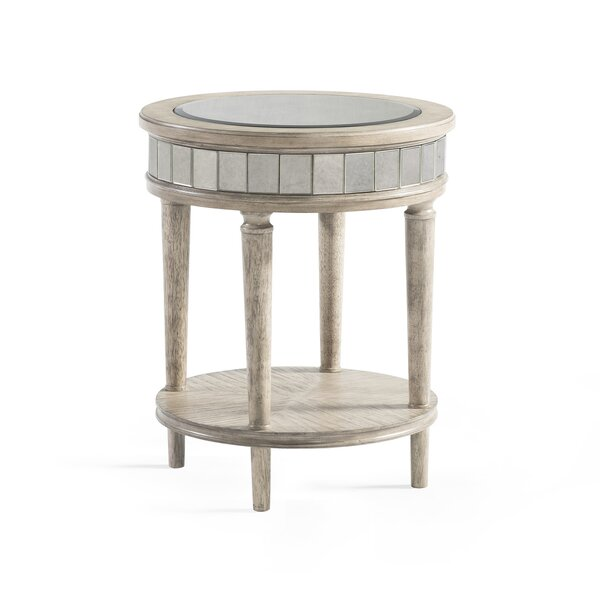 Kylan End Table by Rosdorf Park