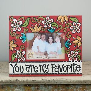 You Are My Favorite Picture Frame