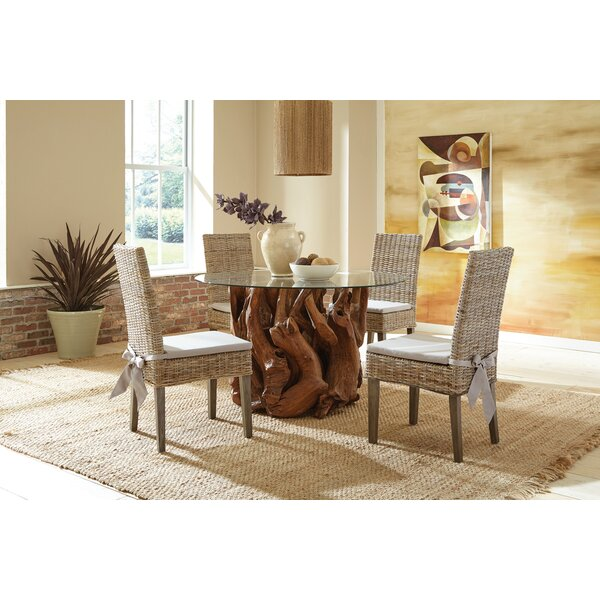 Eibhlin 5 Piece Dining Set by Foundry Select Foundry Select