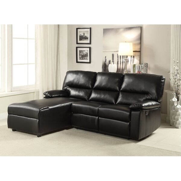 Rossville Reclining Sectional by Winston Porter