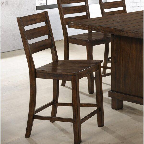 Morefield Solid Wood Dining Chair (Set of 2) by Loon Peak