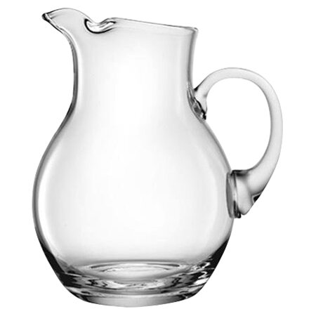 Michaelangelo 84 Oz. Pitcher by Luigi Bormioli