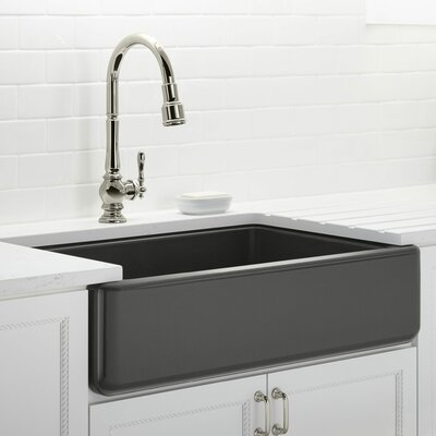 Kitchen Sink Thunder Grey photo