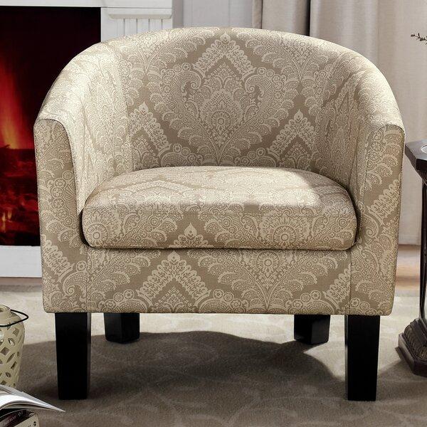 Berlingen Barrel Chair by House of Hampton