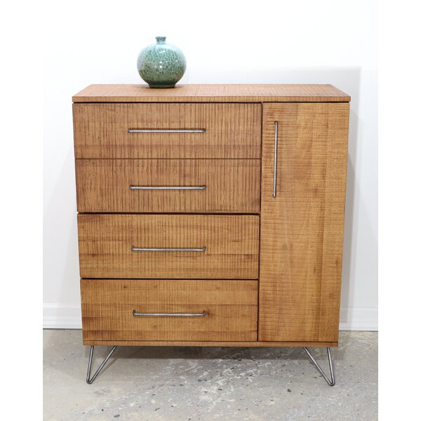 Dearman 2 Drawer Chest by Foundry Select Foundry Select