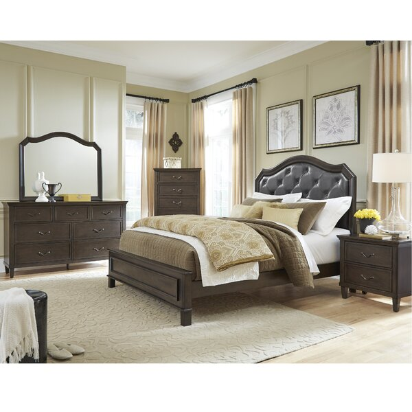 Holderman Panel Configurable Bedroom Set by Alcott Hill