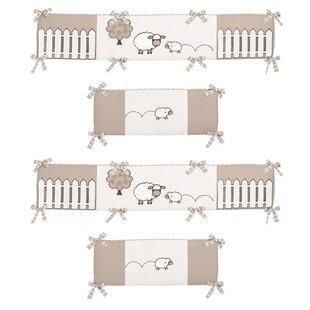 Affordable Price Little Lamb Crib Bumper BySweet Jojo Designs