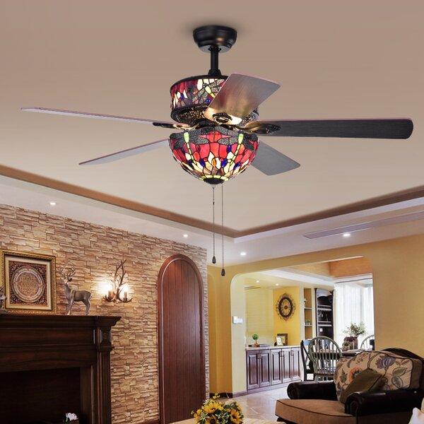 52 Beare 5-Blade Ceiling Fan FDLV1078