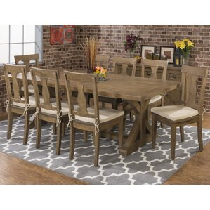 Seat Kitchen  Dining Tables Youll Love Wayfair - Dining room table for 8
