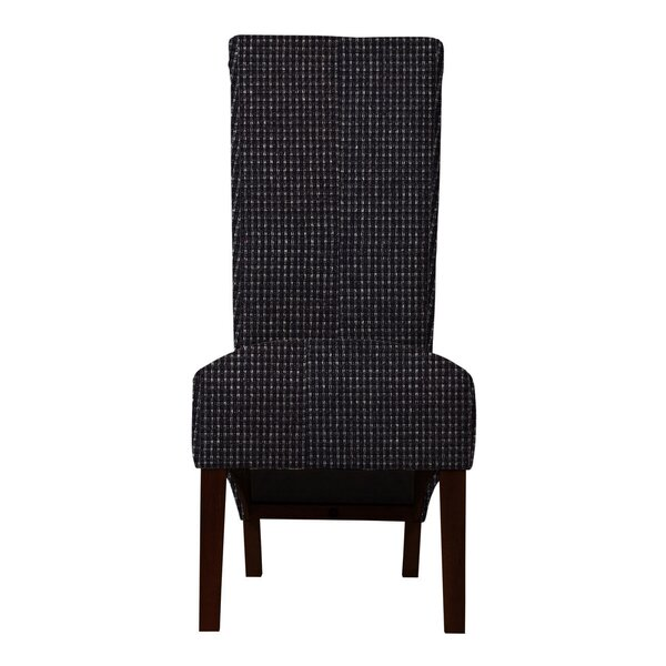 Ramon Rough Cloth Parsons Chair (Set of 2) by Langley Street