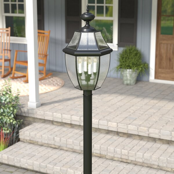 Washington Mews 4-Light Lantern Head by Charlton Home