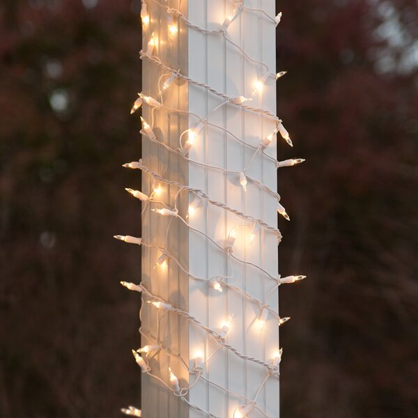 150 Light Christmas Column Wrap by Kringle Traditions