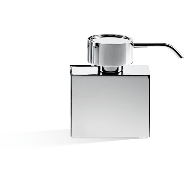 Mahurin Countertop Pump Soap & Lotion Dispenser by Latitude Run