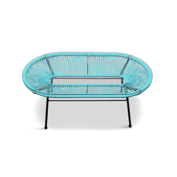 Ehrlich Glass Coffee Table by Ivy Bronx