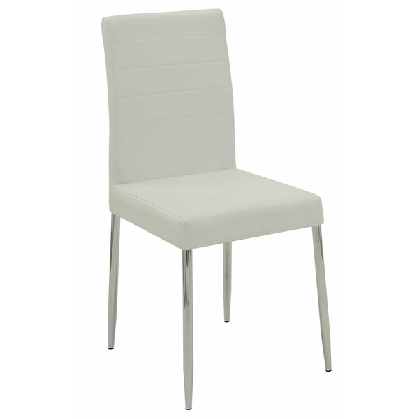Ivey Upholstered Dining Chair (Set of 4) by Orren Ellis