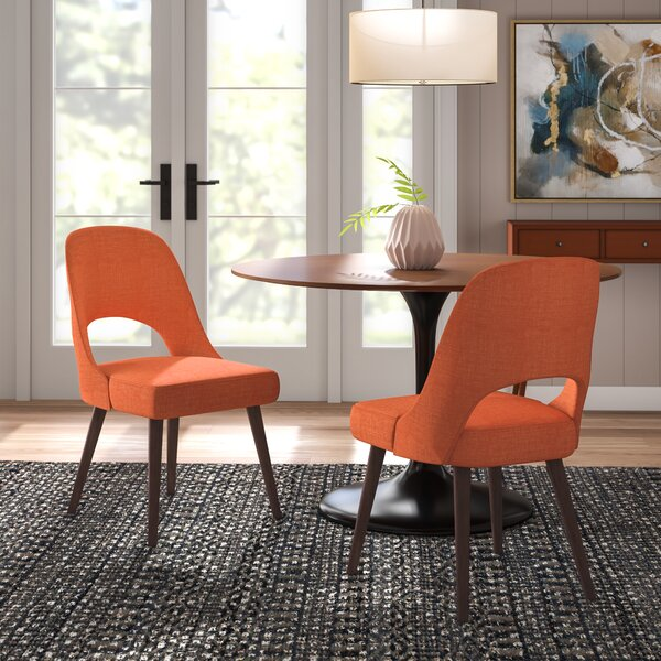 Berardi Upholstered Dining Chair (Set of 2) by Langley Street