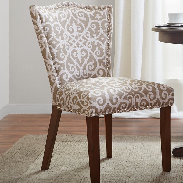 Lisbon Upholstered Dining Chair (Set of 2) by Darby Home Co