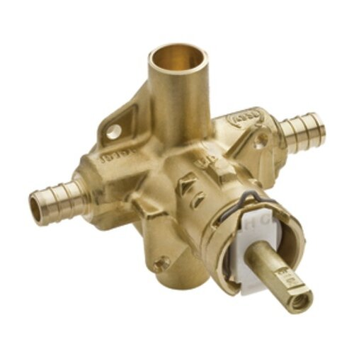 M-Pact Posi-Temp Pressure Balancing Connector by Moen